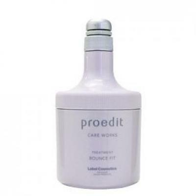 LebeL Proedit Care Works Hair Treatment BOUNCE FIT Plus 600ml from Japan