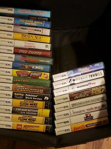 Nintendo-DS-Games-YOU-PICK