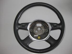AUDI-A8-4E-multifonctionnel-cuir-Volant-Cuir-Cuir-volant-Y150
