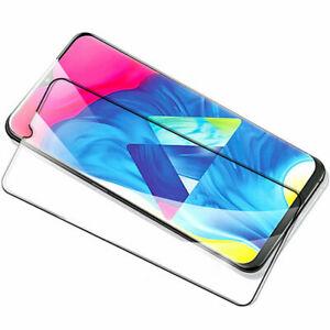 Pour Samsung S10 S20 S21 plus ultra mince 5D en Verre Trempé LCD Protecteur d'écran
