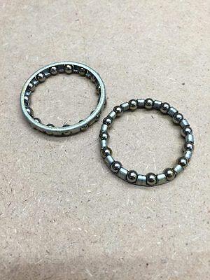 """Wheels Manufacturing 1/"""" BMX Headset Retainer Bearing 3//16/"""" x 15 10pk."""