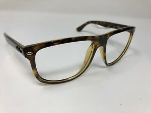 Authentic-RAY-BAN-RB-4147-710-57-Sunglass-Frames-60-15-3P-Tortoise-Glossy-B714