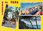 Cartolina - Postcard - Saluti da - Vada - vedutine - 1977