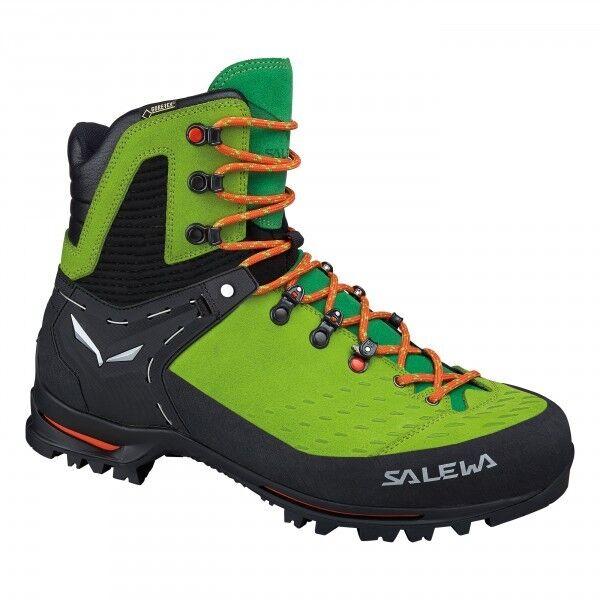 shoes Trekking Hiking SALEWA A VULTUR GTX Cactus orange