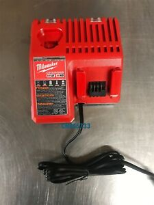 Brand-New-Milwaukee-48-59-1812-18V-18-Volt-M12-M18-Lithium-Ion-Charger