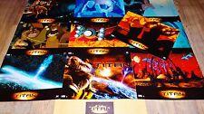 TITAN A.E ! don bluth  jeu 10  photos cinema lobby cards animation