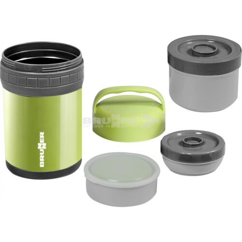 Insulated container food Legend Trek Brunner 1,5lt Thermos for Food BPA FRE