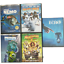miniature 1 - Children Animation Movies Lot of 5 Kid's DVD Finding Nemo Happy Feet Monsters