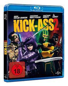 Kick-Ass * Teil:  2 [Blu-ray](FSK 18/NEU/OVP) Chloë Grace Moretz, Aaron Johnson,