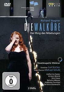 Wagner - Die Walküre *DVD*NEUWERTIG*NM* - Dillenburg, Deutschland - Wagner - Die Walküre *DVD*NEUWERTIG*NM* - Dillenburg, Deutschland
