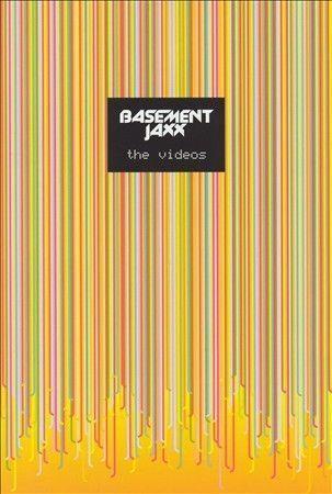 1 of 1 - The Videos by Basement Jaxx DVD 2005 XL Recordings Beggars Group