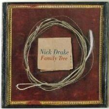 NICK DRAKE - FAMILY TREE 2 VINYL LP NEW+
