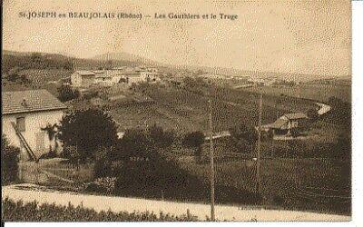 (s-79423) France - 69 - St Joseph En Beaujolais Cpa