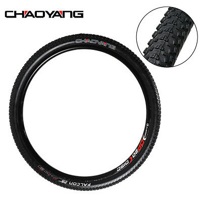 Folding Tyre 60TPI Mountain Bike Bicycle Steel Tires DUAL Rubber 26 27.5 x1.95