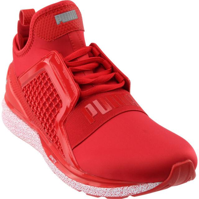 846826e75d9 Buy PUMA Ignite Limitless Snow Splatter Men S Running Shoes 10 High ...