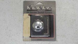 Kuryakyn-Harley-Davidson-Upper-Oil-Pressure-Sender-Unit-Cover-NOS