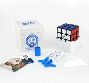 Moyu-Guoguan-Yuexiao-Pro-Cube-3x3-Speed-Rubik-039-s-Cube-Black
