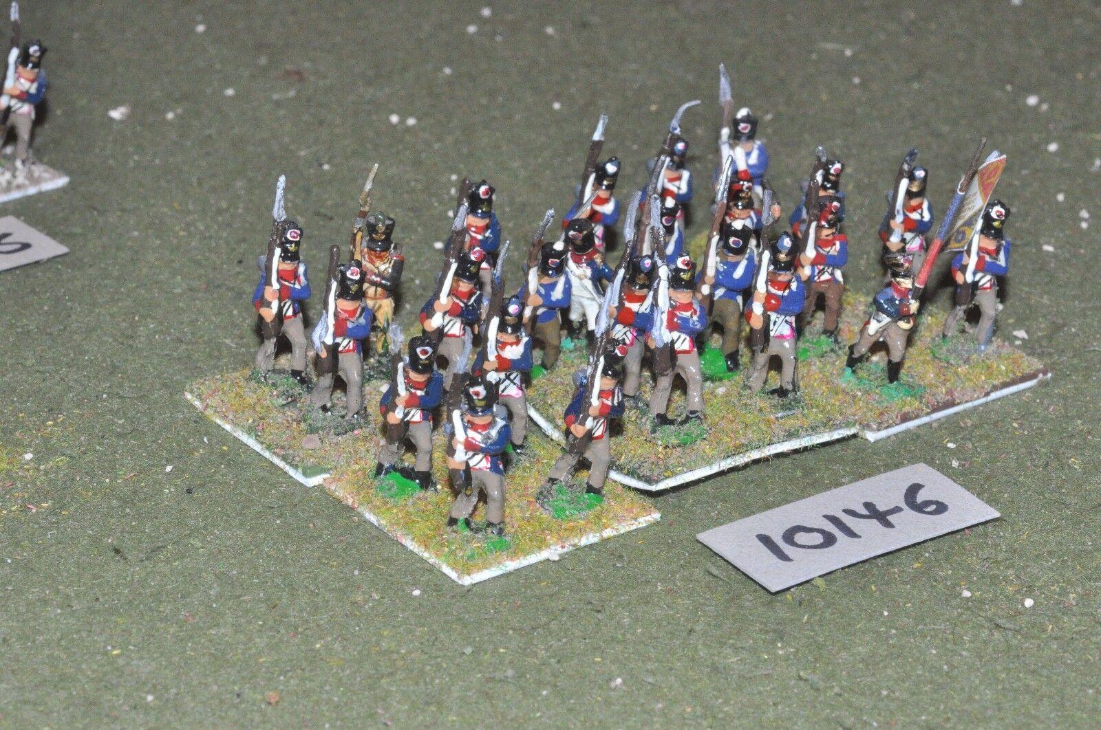 25mm Infantería Napoleónicas francés - 24-INF (10146)