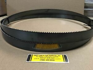 "115/"" X 3//4/"" X .032 X 14T CARBON BAND SAW BLADE DISSTON USA 9/'7/"""