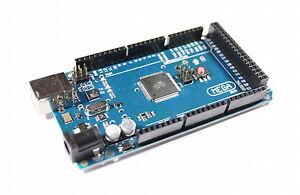 Mega 2560 r3 Board avec ATMEGA 2560, ATMEGA 16u2 incl. Câble usb, Arduino compatible