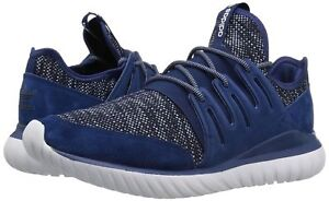 Adidas-Originals-Men-039-s-Shoes-Tubular-Radial-Sneakers-BB2396-Mystery-Blue-Sz-10
