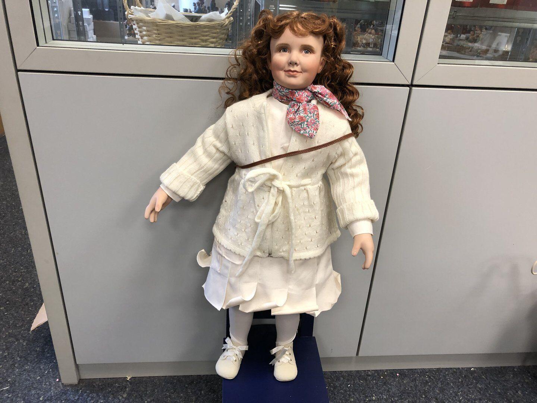 Gerlinde Stelzer Porzellan Puppe 80 80 80 cm. Top Zustand f703bd