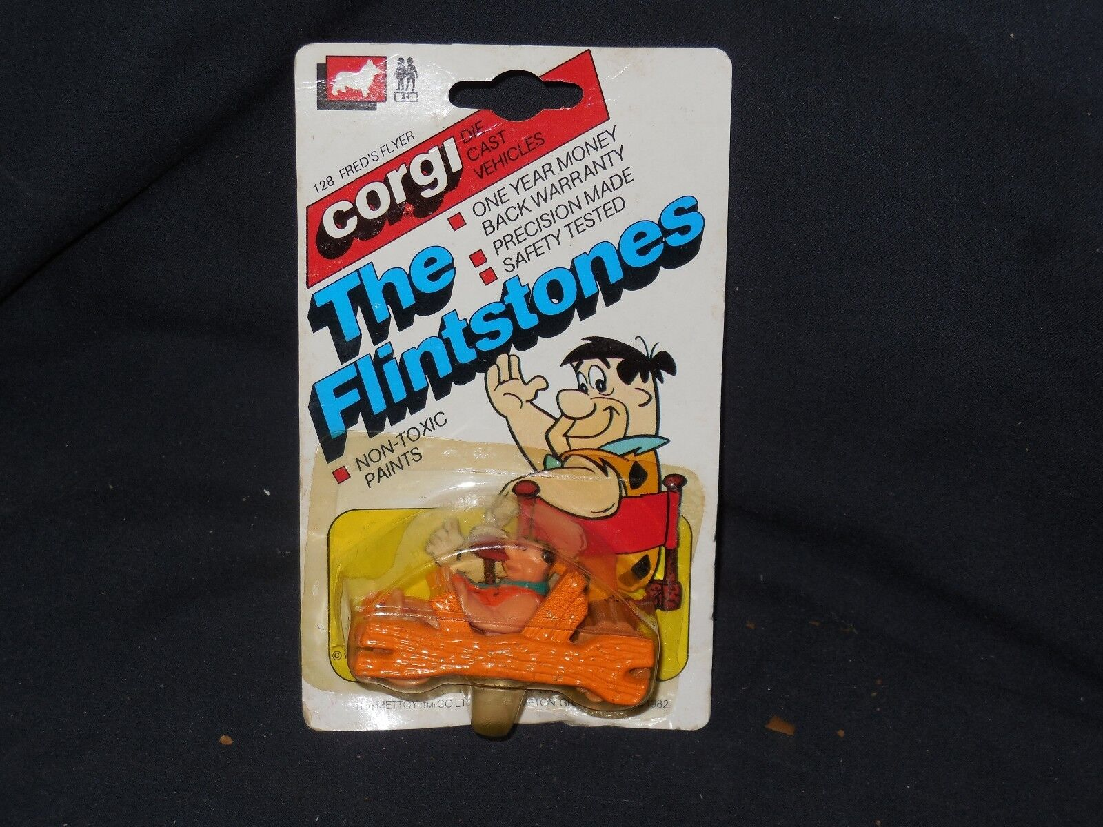 Corgi The Flintstones Fred's Flyer