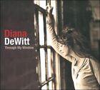 Through My Window [Digipak] by Diana DeWitt (CD, Phonograph Records)