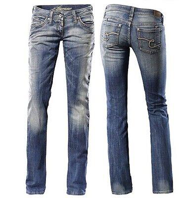 Timezone Damen Jeans Hose Tahila 3227 blau Neuware Größe wählbar | eBay