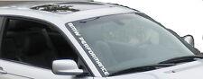 Aufkleber Sport BMW Performance M Frontscheibe Heck JDM M3 M4 M5 M6 M1 X 1x