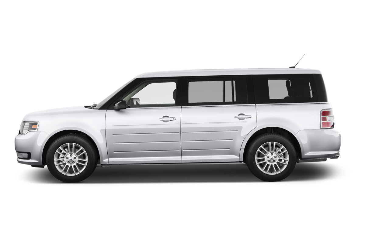 Ford Flex side view
