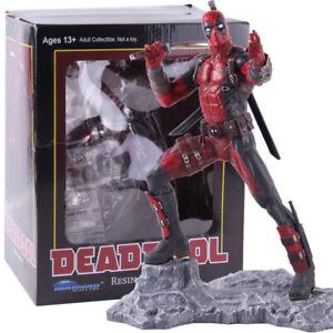 Diamond-Select-Toys-Marvel-Deadpool-Resin-Statue-PVC-Figure-Model-Toy
