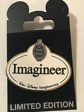 WDI Disney HAUNTED MANSION NAME PLAQUE TAG Imagineer Name Tag LE 300 Pin