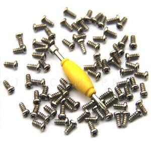 "100x Leg /& Back Screws /& Spanner For 3.75/"" Gi Joe Leg Body Parts Accessory Toy"