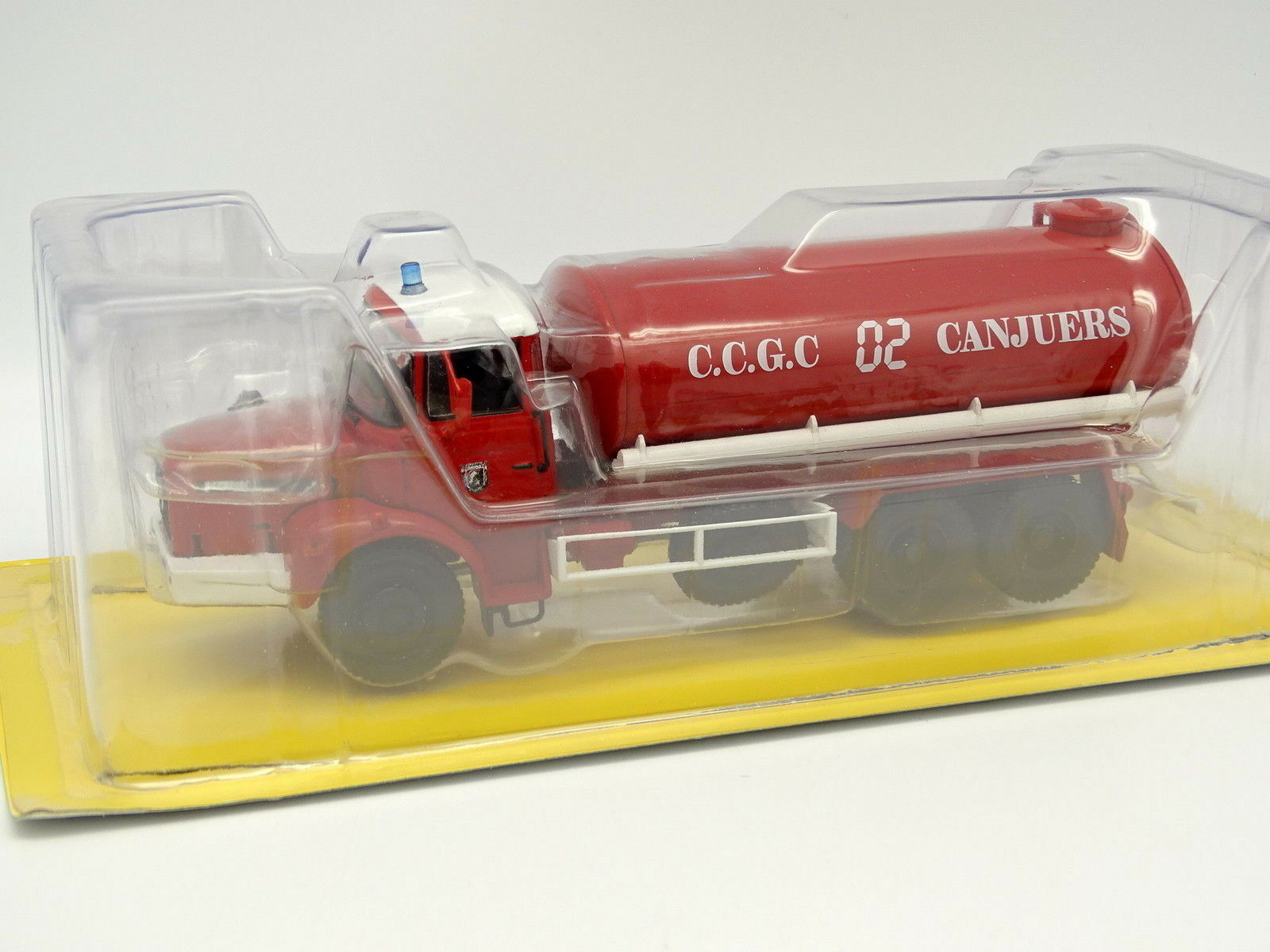 diseño simple y generoso Prensa Ixo Camión Bomberos 1 43 - - - Renault Gbh 280 6x6 Cisterna  tomar hasta un 70% de descuento