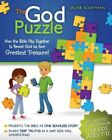 The God Puzzle: How the Bible Fits Together to Reveal God as Your Greatest Treasure by Valerie Ackermann (Paperback / softback, 2013)