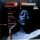 Ella Fitzgerald Lullabies of Birdland LP Vinyl 33rpm