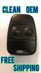 CLEAN-OEM-LAND-ROVER-DISCOVERY-FREELANDER-KEYLESS-REMOTE-FOB-TRANSMITTER-KHH17TN