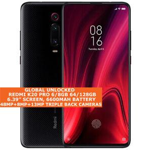 """XIAOMI REDMI K20 PRO 6/8gb 64/128gb Dual Sim 6.39"""" Fingerprint Id Android 10 4g"""