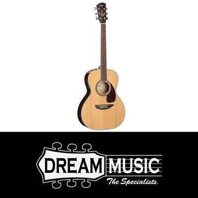 Objective Sgw Solid Top Grand Concert Acoustic Guitar Natural Save $117 Off Rrp$389 With The Best Service Acoustic Electric Guitars Guitars & Basses