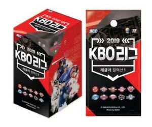 2019-KBO-League-Regular-Collection-Sport-Card-Baseball-1Box-30pack-Hobby-imga