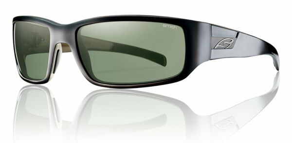 0033d218c3 Smith Optics 2016 Prospect Polarized Sunglasses Poppgybk Black Frame ...