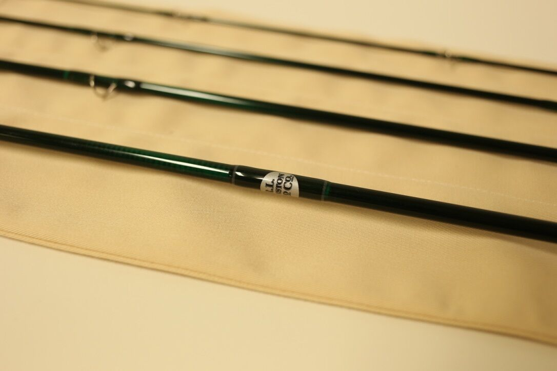 R L Winston 9' 6 WT Air Fly Rod Expedited Free 100 Line Free Expedited Rod Shipping ceed1e