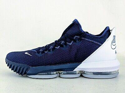 Nike Zoom Air LeBron 16 Low Sz 15 Akron