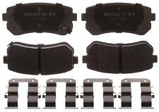 Fits Kia Forte Rio Rio5 Rear Disc Brake Pad Set Bosch QuietCast BC1157 D1157