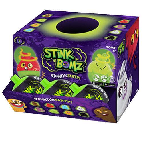STINK BOMZ BLIND PACK FIGURES NEW SEALED PACK NEW RELEASE SENT AT RANDOM