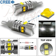 T10 50W CREE White High Power XB-D LED T10 2825 921 912 Back up Bright Reverse
