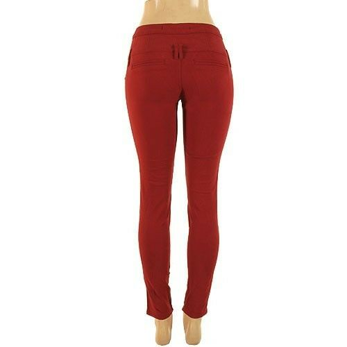 Lot New Women High Waist Skinny Stretch Jeans Colored Pants 0 2 4 6 8 10 12 14