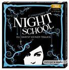 Night School 01. Du darfst keinem trauen (2 MP3-CDs) von C. J. Daugherty (2013)
