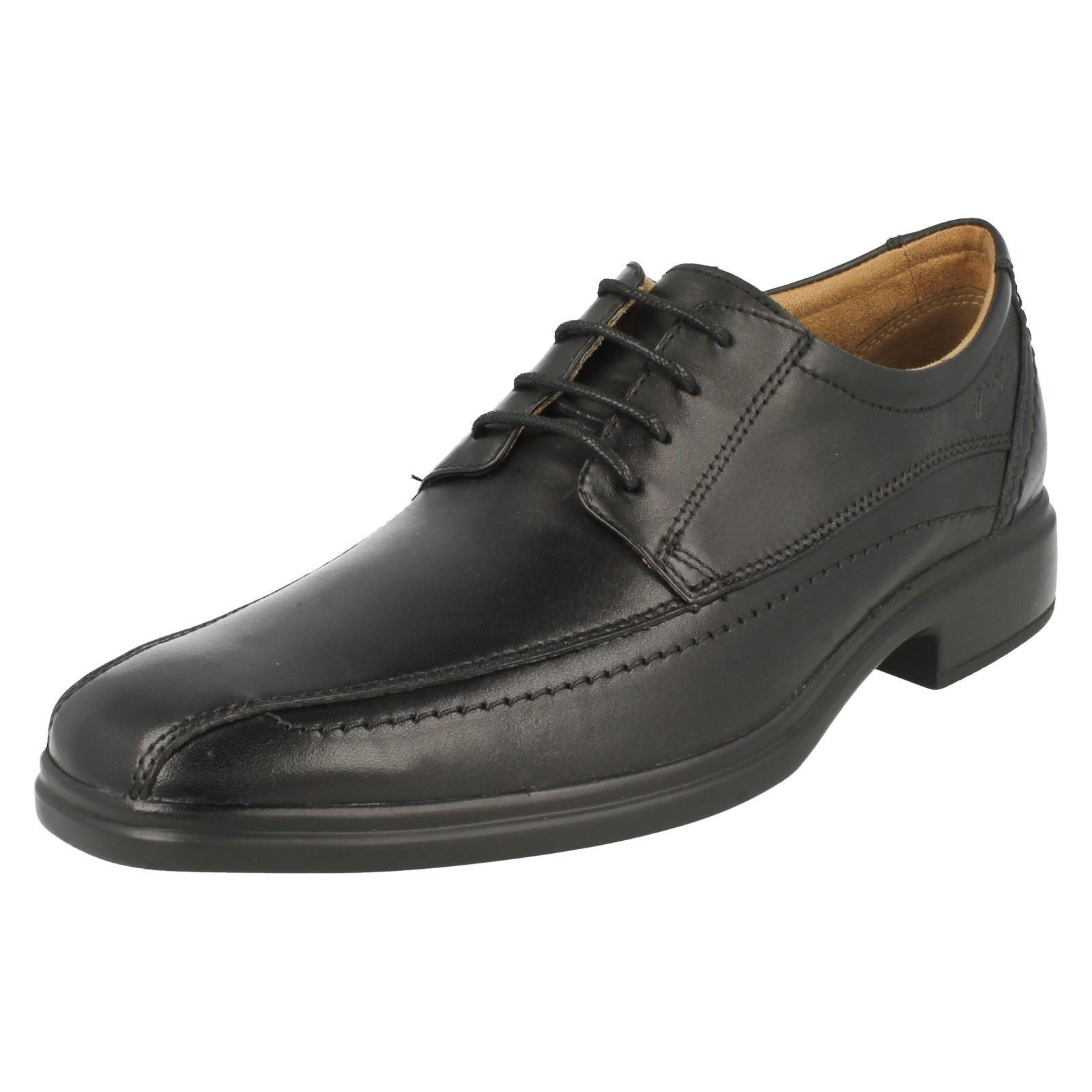 Mens Clarks Formal Lace Up schuhe - Glevo Over Over Over 1a8d39